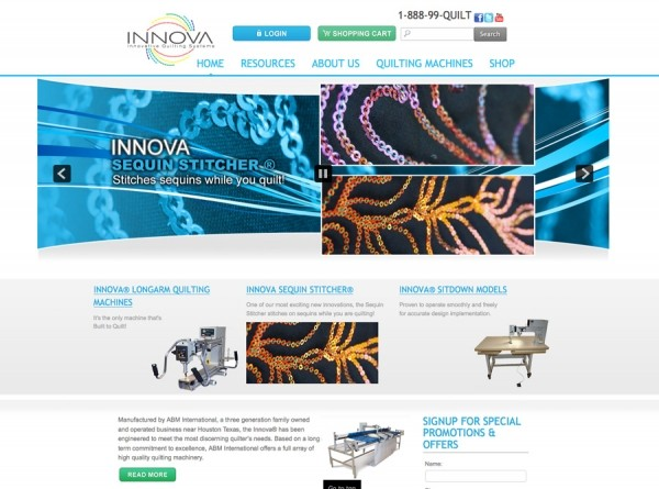 website-design-for-industrial-companies